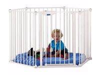 Lindam Playpen, secure and versatile
