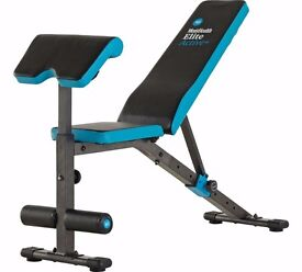 Mens Health Workout Gym Bench - Good as new
