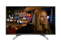 Panasonic TX-55DX600B 55-Inch 800 Hz 4K Ultra HD Smart LED TV Freeview HD and Freeview Play