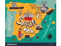 Spanish Lessons (Qualified Native teacher)
