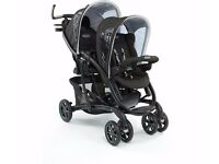 Graco Quattro Tour Duo Sport Luxe Pushchair