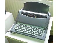Olivetti Dora 201 Electronic Typewriter