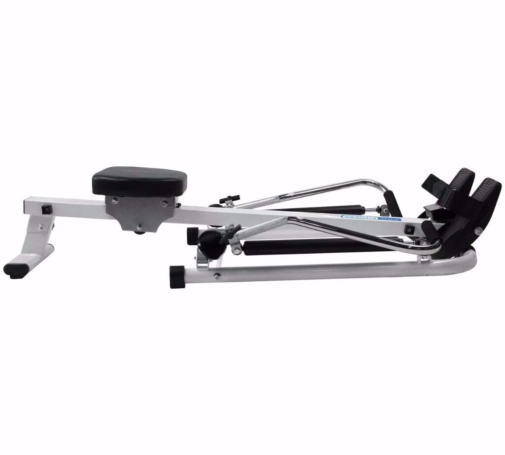 Pro Fitness Dual Handled Hydraulic Rowing Machine 519in Hall Green, West MidlandsGumtree - Any Question or Want to Collect. plz call or text message on ‎07496935050 for immediate reply for collection. This dual handled Pro Fitness rower improves your cardiovascular fitness while toning muscles all over. The console gives you feedback on...
