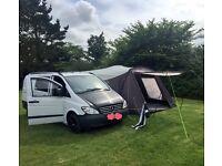 Camper van converted Mercedes Vito