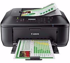 Printer Scanner Copy Wireless CANON Pixma MX475
