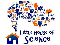 Science Support/Assistant Teacher