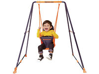 Hedstrom Deluxe Folding Toddler Swing