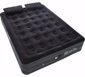 Trespass Double Premium Raised Airbed - Collection - £40 O.N.O