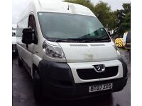 Peugeout Boxer LWB 330 Spare or Repairs!! MOT June 17