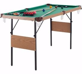 6' x 3' snooker table