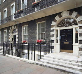 Serviced office to rent, Bedford Square, London WC1B