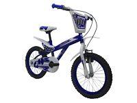 spike flash 16 inch kids bike
