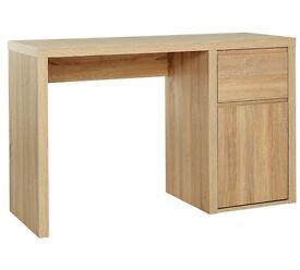 Sicily Limed Oak Desk (NEW)