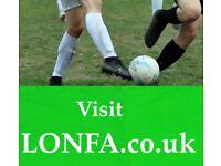 Join a football team in Newcastle, Sunday leagues near me 5LQ