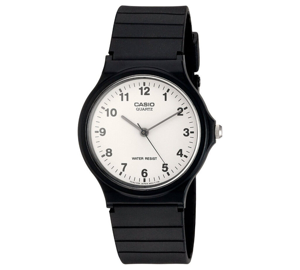 Casio Classic White Dial Analogue Watch (new)