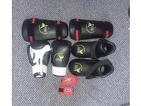 Martial arts/kickboxing pads