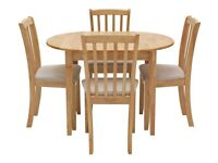 Brand New Extendable Table & 4 Chairs £200
