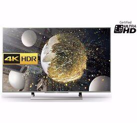 49 INCH SONY KD49XD8077SU 49 Inch 4K HDR Ultra HD Smart TV – Silver