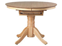 Collection Kentucky Extendable Dining Table - Natural