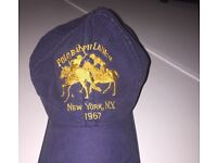 *Bargain* Ralph Lauren Polo*Baseball Cap*. Excellent Condition £15
