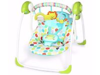 Brand New Chad Valley Circus Friends Portable Swing Local Delivery Possible