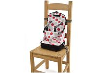 Polar Gear Baby Booster Seat For Dining Chairs