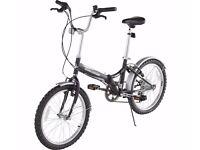 Folding bike 20 inch wheels