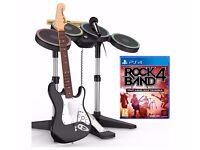Rock Band 4 Band-In-A-Box - PS4 playstation 4