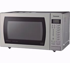 Panasonic Combination Touch Microwav NN-CT58S RRP £240