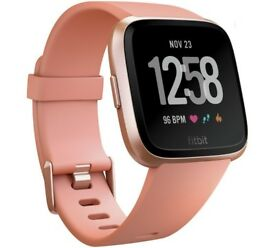 Brand New Fitbit Versa in PINK
