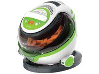 *BRAND NEW BOXED UP & SEALED* Breville VDF105 Halo Plus Health Fryer - White & Green