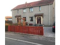 3 bed house huntly for 2/3 bed Aberdeen