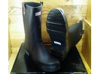 Hunter, Original Short Tab Boots, New
