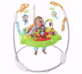 Baby Bouncer - Fisher-Price Roaring Rainforest Jumperoo