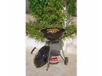 NEW 46cm Charcoal Kettle BBQ