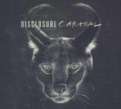 New: DISCLOSURE - Caracal CD
