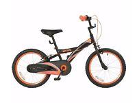 Kids Bike with stabilisers