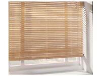 Argos HOME Wooden Blind 3ft NEW