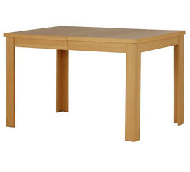 Collection Adaline Oak Effect Extendable Dining Table