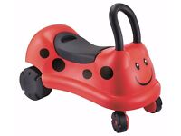 Easy Wheels Ladybird Ride-On