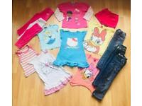 Girls 4/6 yrs old branded bundles of clothes must go soon