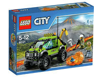 LEGO City Volcano Exploration Truck - 60121