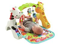 FISHER PRICE JUMPEROO AND Fisher-Price Newborn-to-Toddler Play Gym357