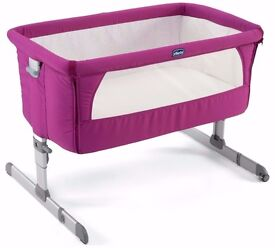 Chicco cot bed