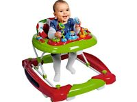 Baby 2 in 1 walker/rocker