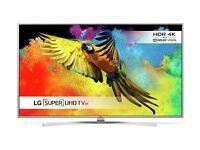 LG 65UH770V 65 Inch SMART 4K Super Ultra HD TV with HDR