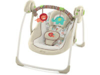 Comfort And Harmony Baby Chair - Portable Swing in Cozy