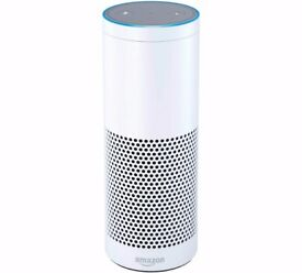 White Amazon Echo (Alexa) - Excellent Condition