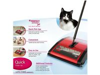 Bissell P206602 Perfect Sweep Pets All Surface Sweeper