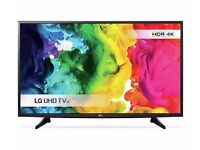 """'Brand New Sealed' LG 49"""" Web OS Smart TV 4K ULTRA HD TV with HDR"""